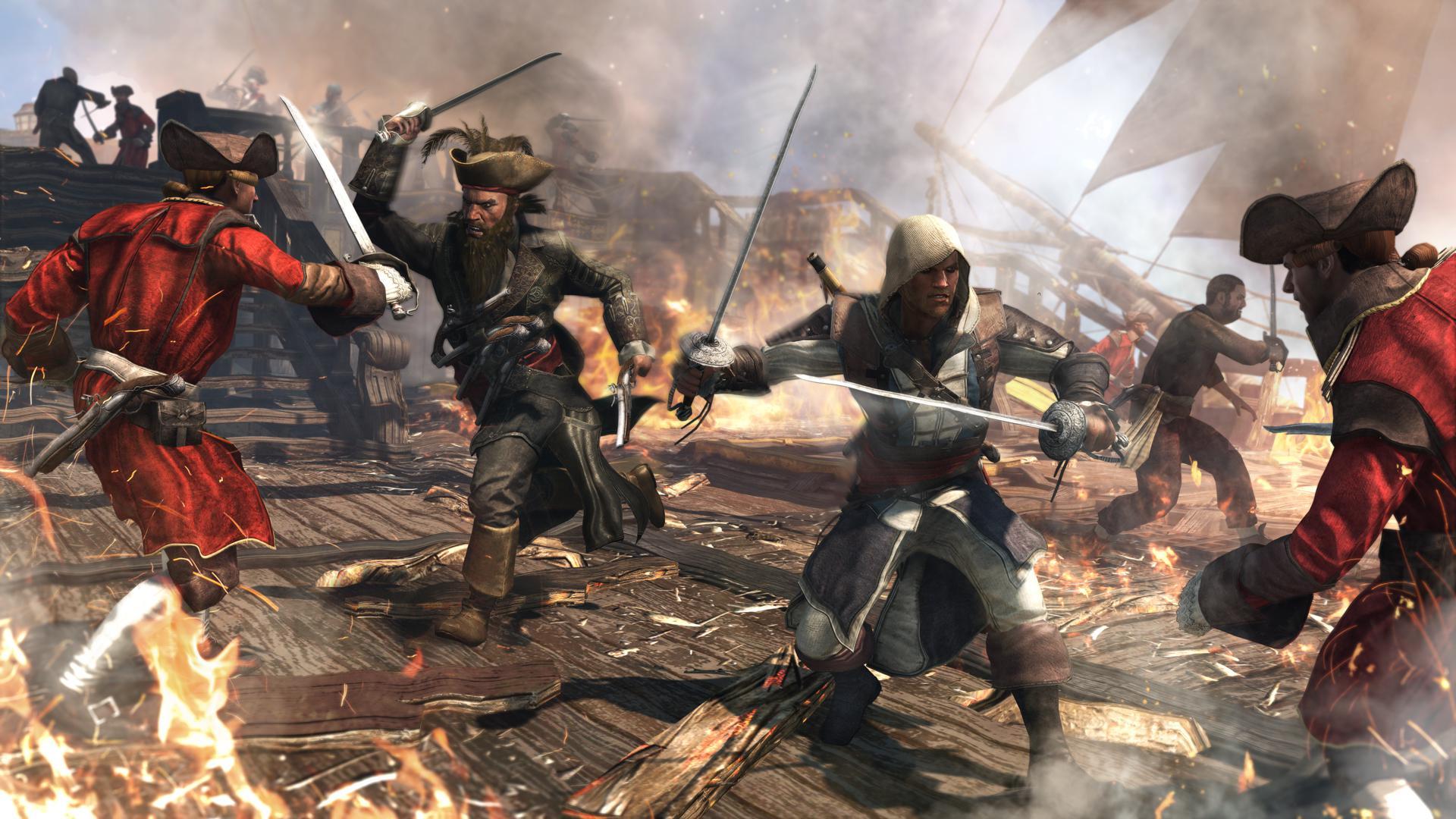 V pasážích ze současnosti můžete v Assassin's Creed 4 strávit 20 minut nebo 5 hodin 88356