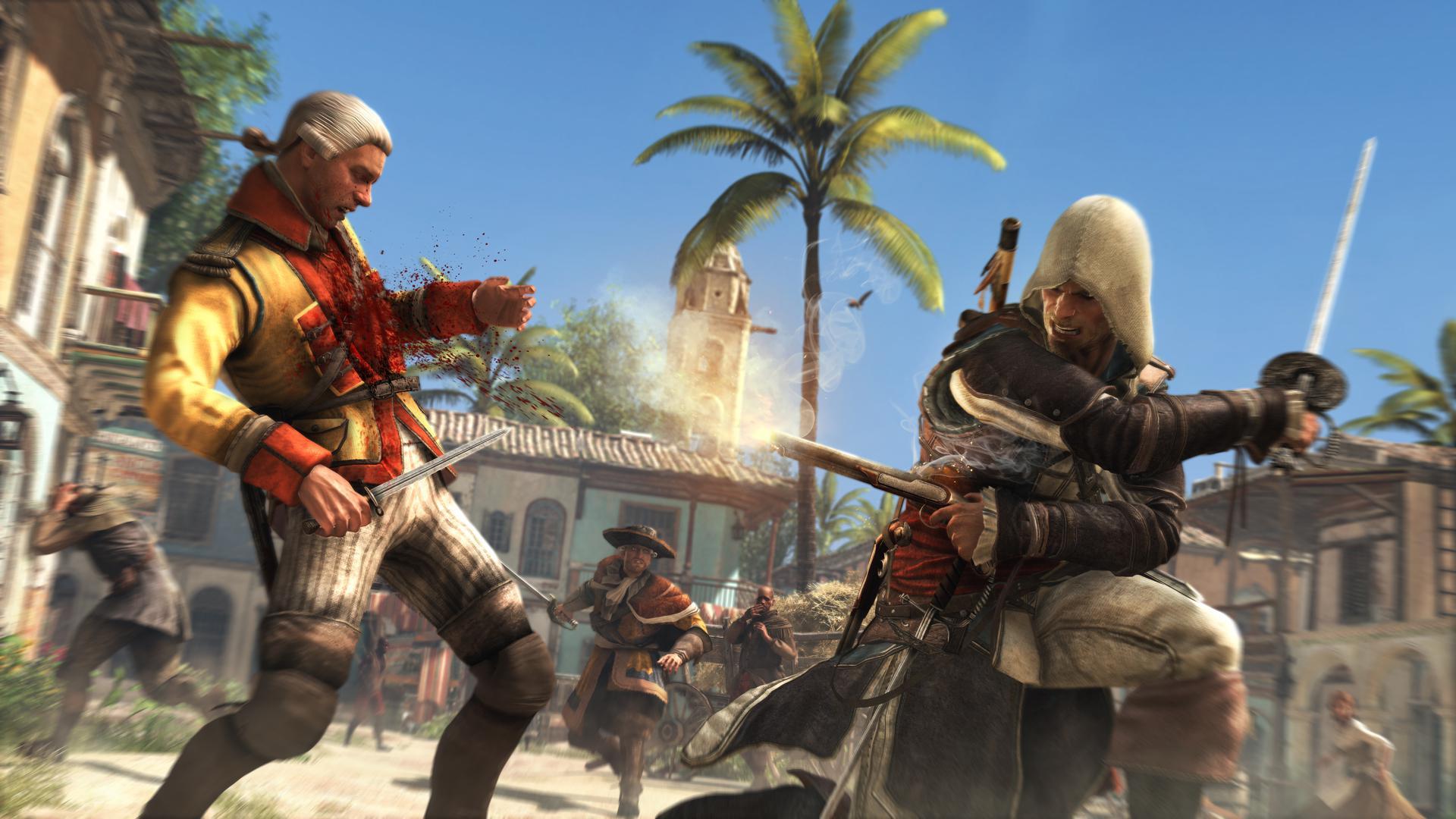 V pasážích ze současnosti můžete v Assassin's Creed 4 strávit 20 minut nebo 5 hodin 88357