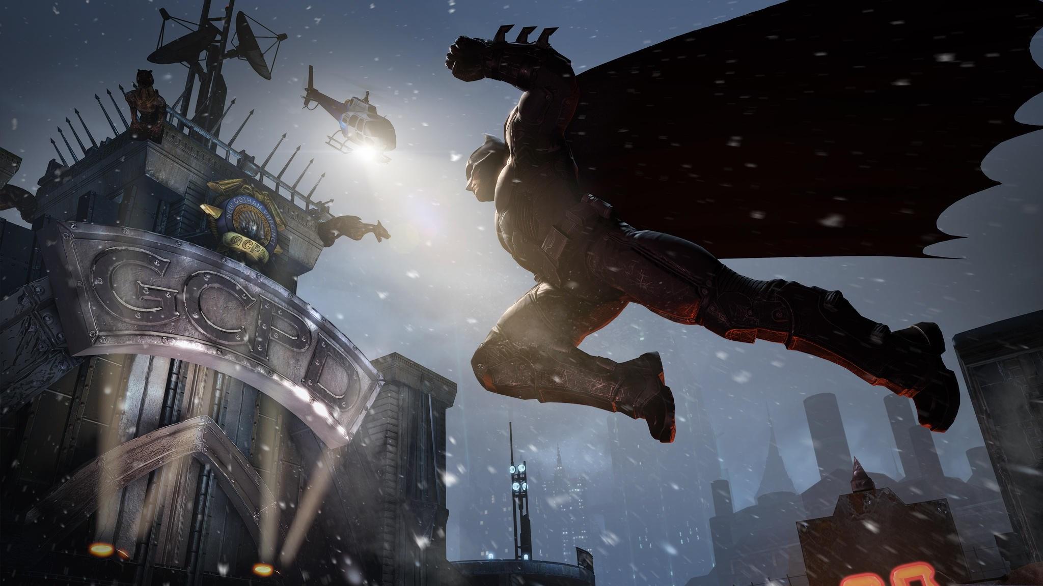 Batman: Arkham Origins – Je to pták? Je to letadlo? Je to… netopýr 88389