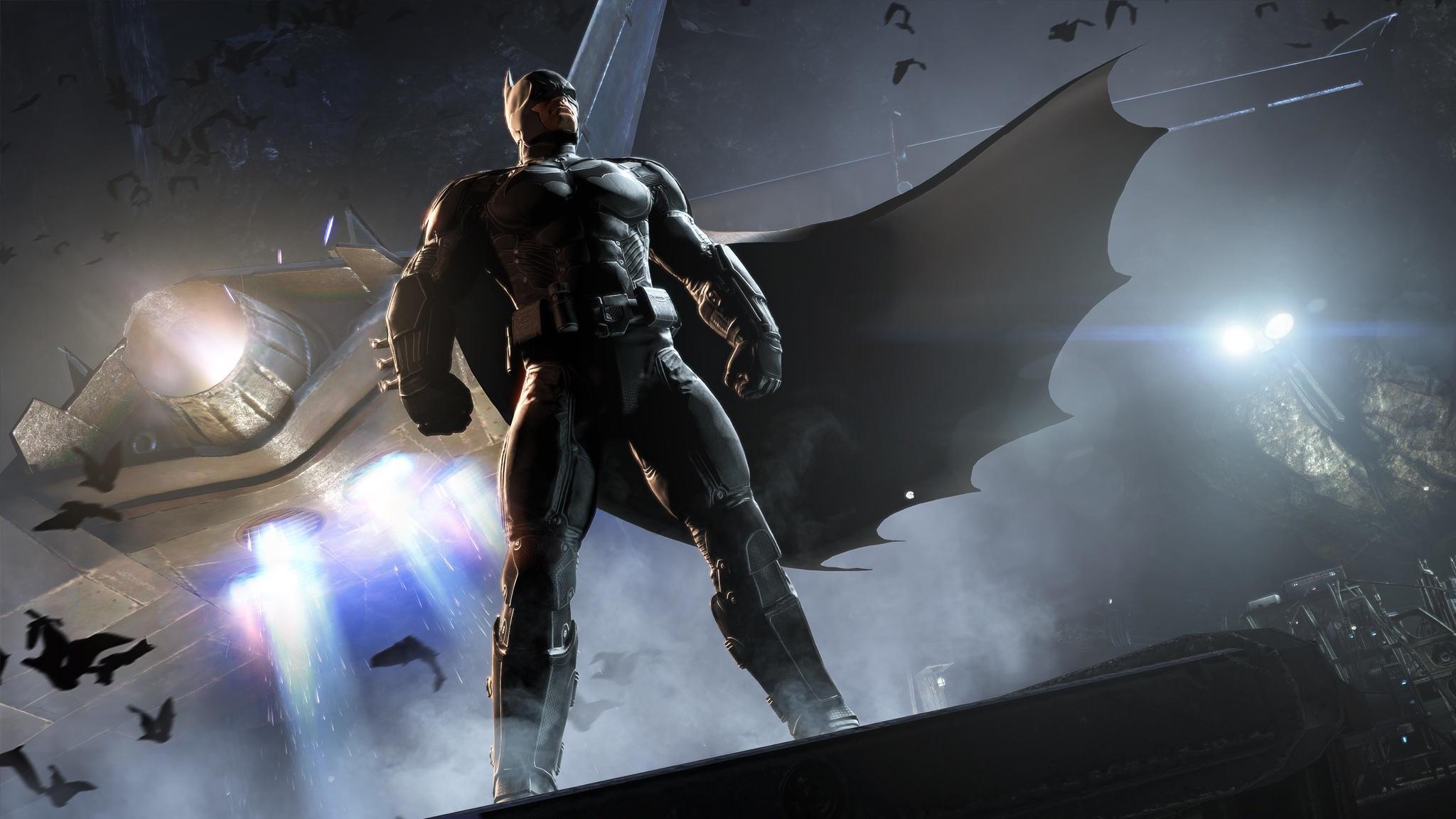 Batman: Arkham Origins – Je to pták? Je to letadlo? Je to… netopýr 88390