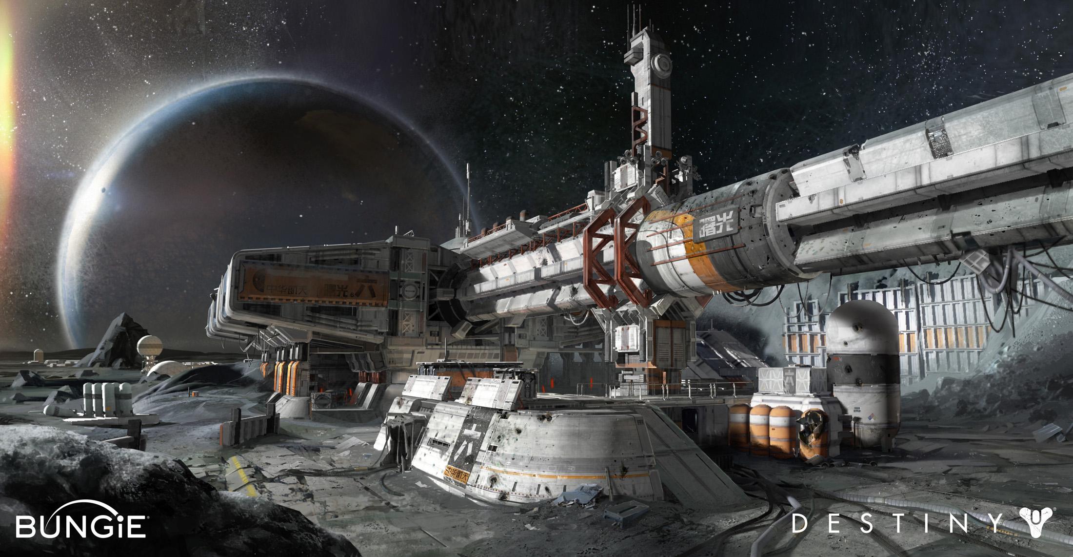Boj na Měsíci v podání Destiny 88404