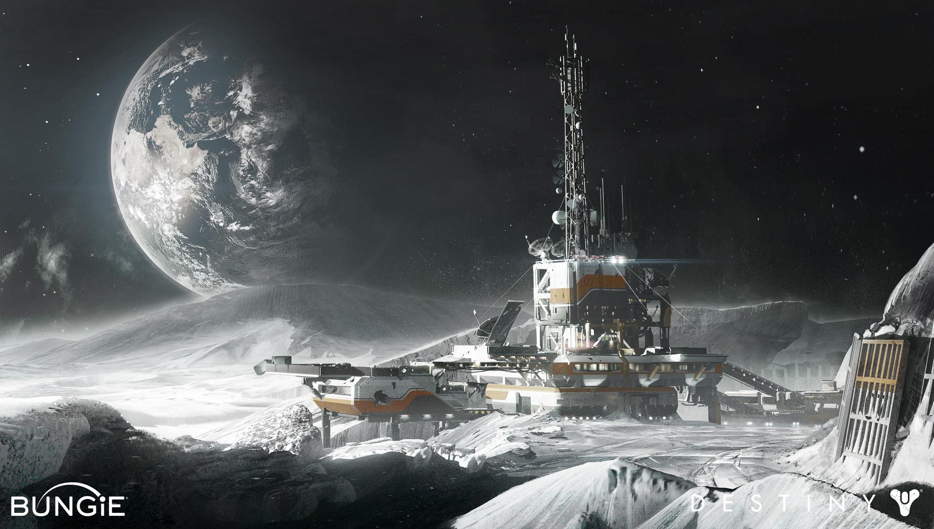 Boj na Měsíci v podání Destiny 88405