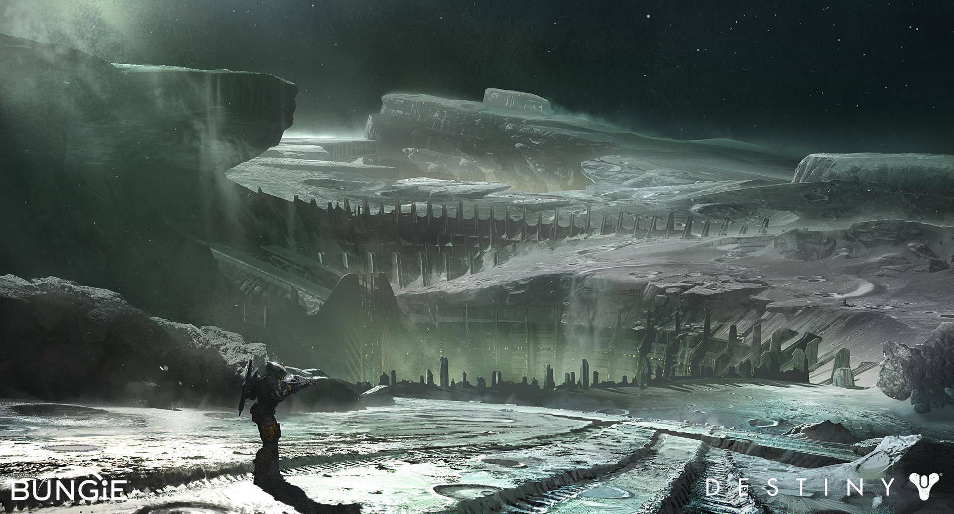 Boj na Měsíci v podání Destiny 88408