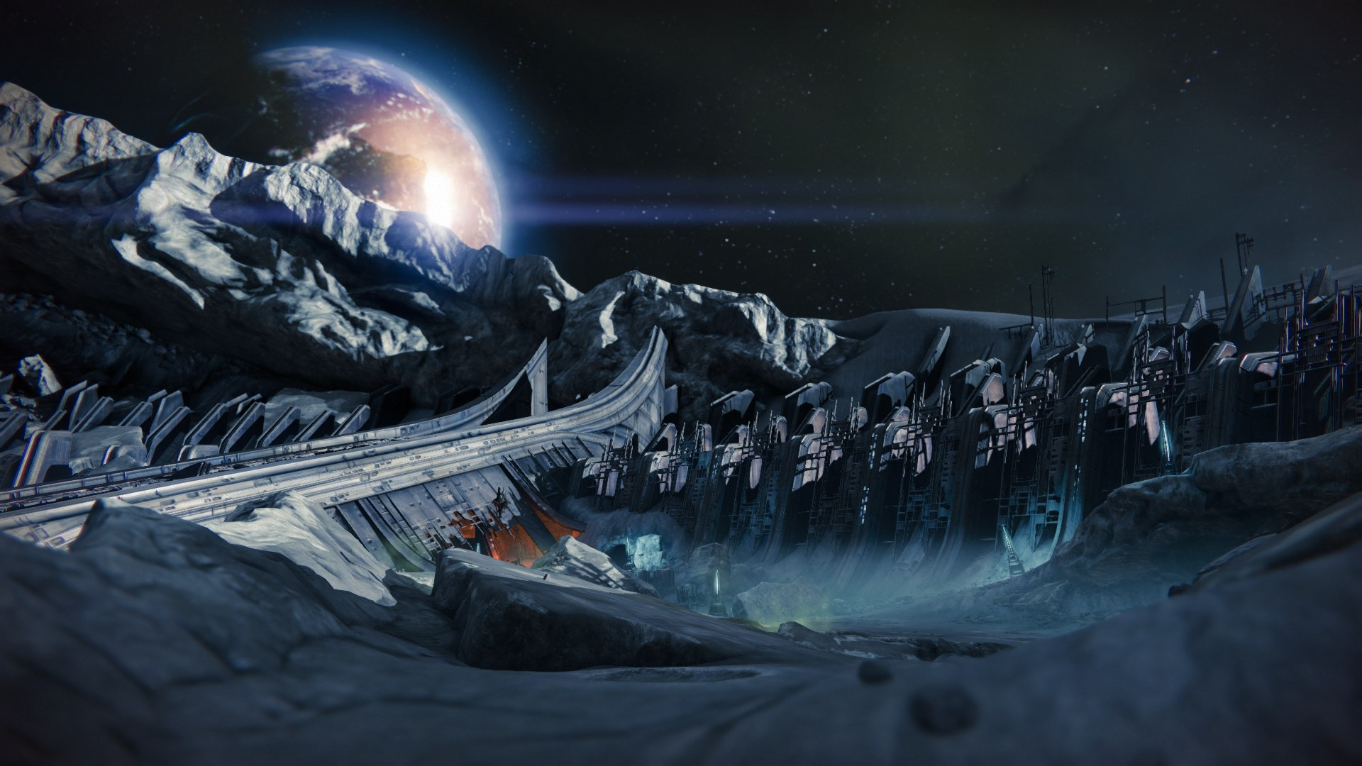 Boj na Měsíci v podání Destiny 88414