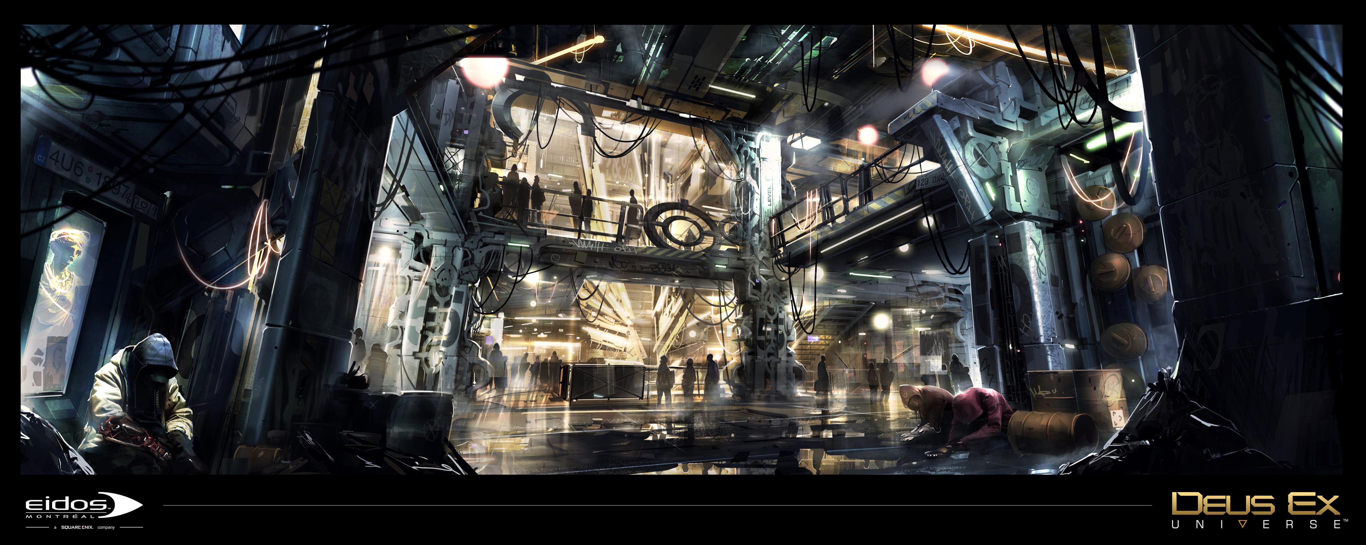 Budoucnost světa Deus Ex 88425