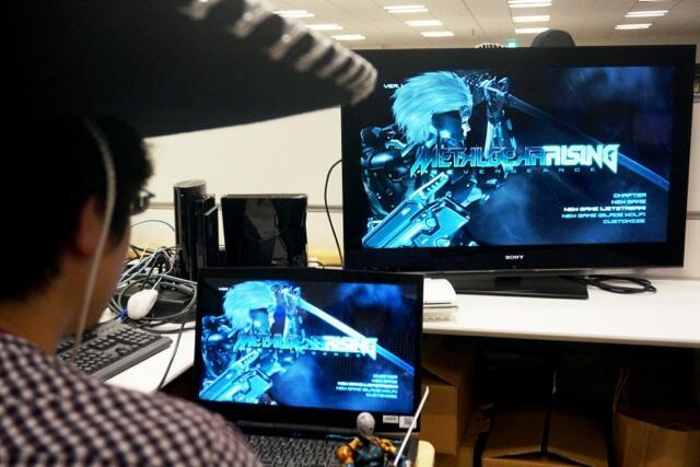 První obrázek z PC verze Metal Gear Rising: Revengeance 88436