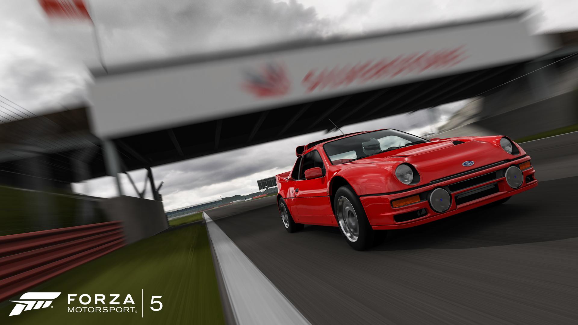 Forza 5 představila další automobily 88440