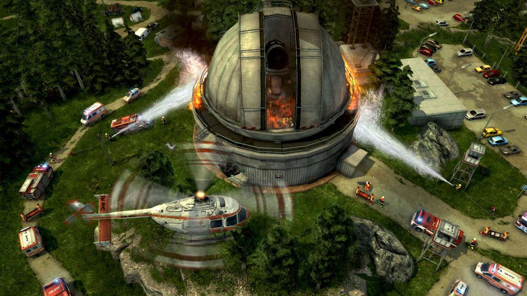 V Emergency 2014 se budete vypořádávat s následky roje meteoritů 88452