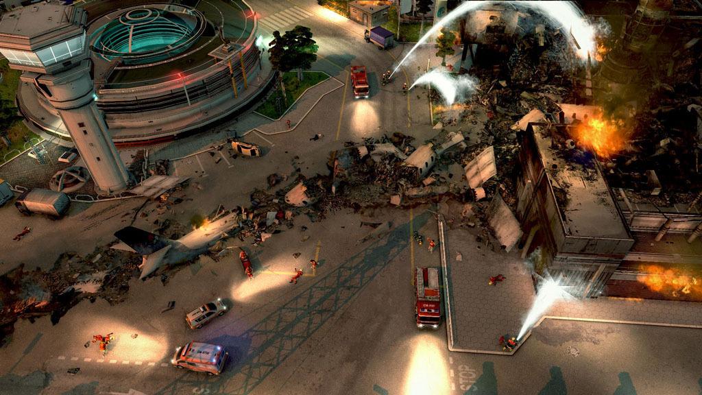 V Emergency 2014 se budete vypořádávat s následky roje meteoritů 88457