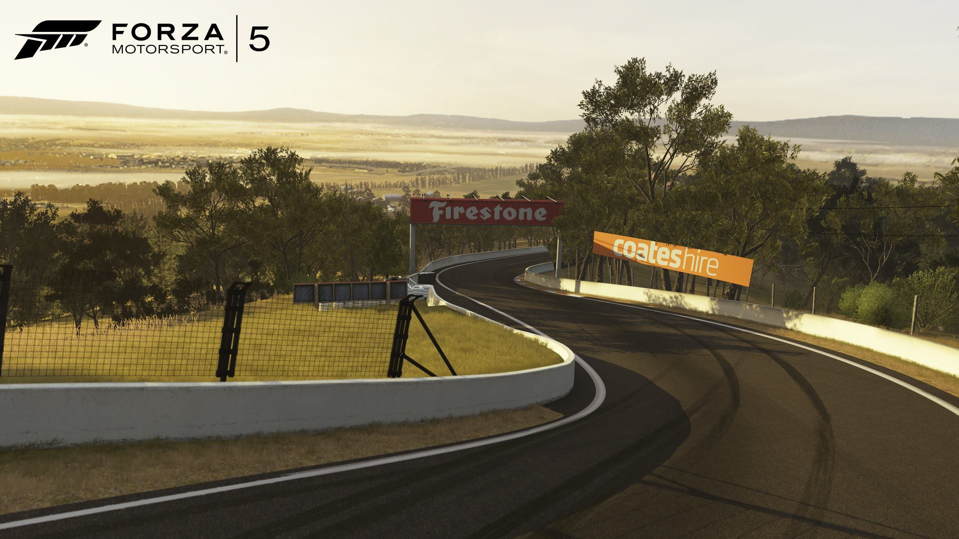 I Forza 5 odhalila svou verzi australského okruhu 88476