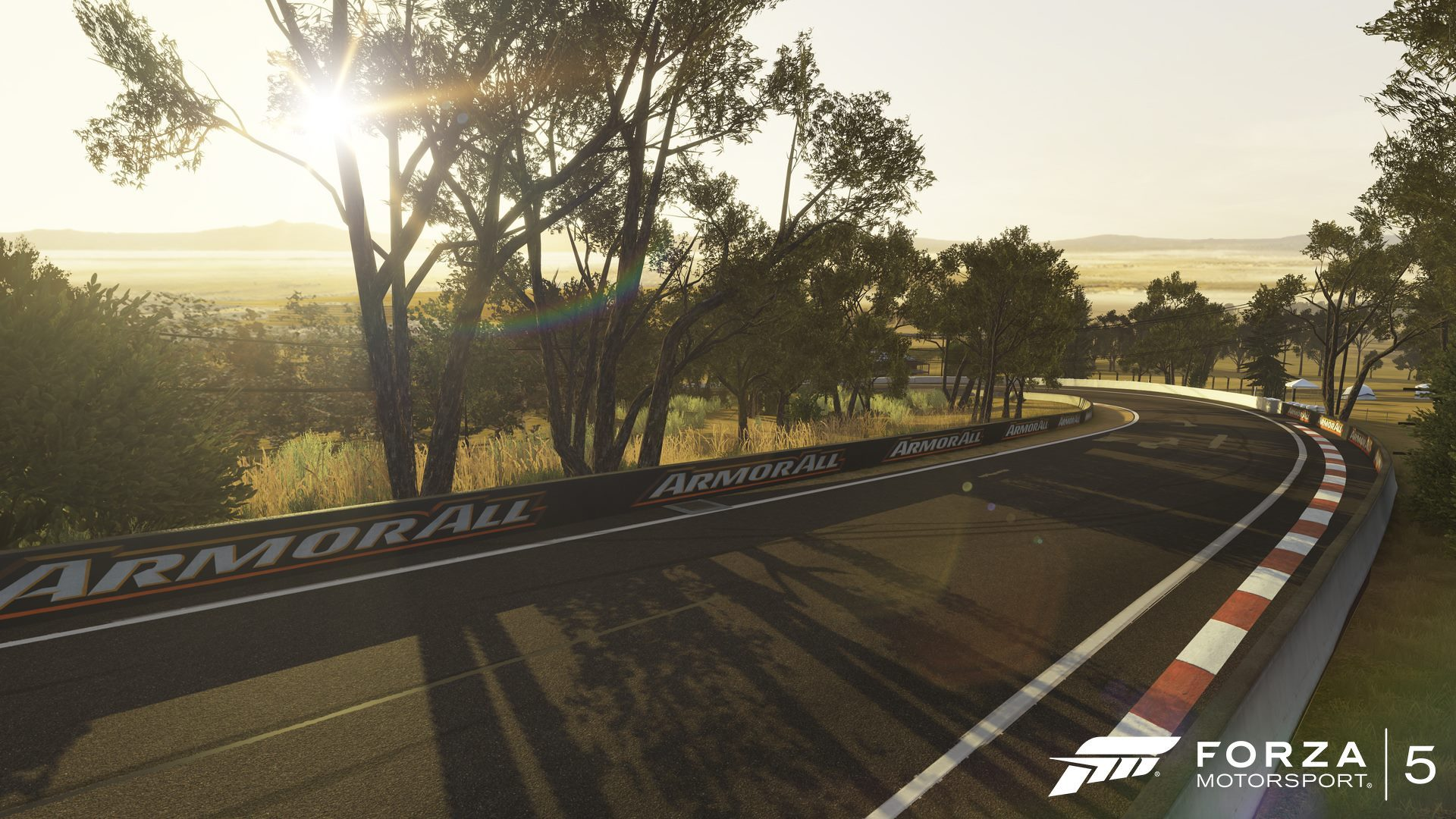 I Forza 5 odhalila svou verzi australského okruhu 88477