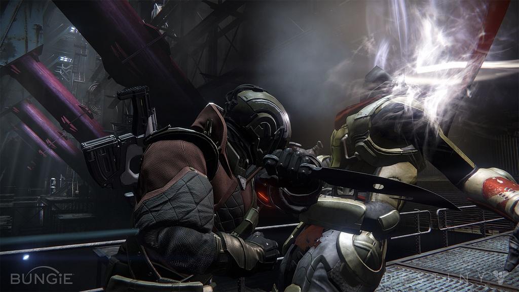 Nové obrázky z PS4 verze Destiny 88481