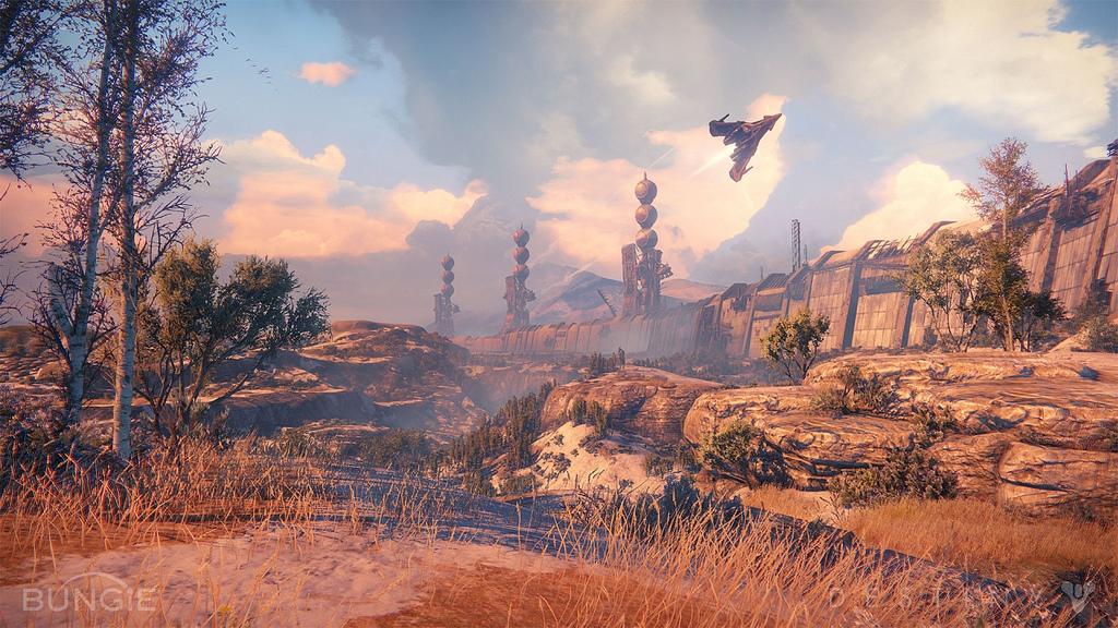 Nové obrázky z PS4 verze Destiny 88482