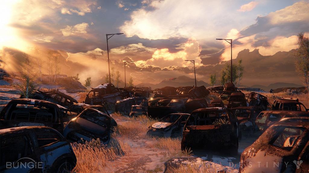 Nové obrázky z PS4 verze Destiny 88484