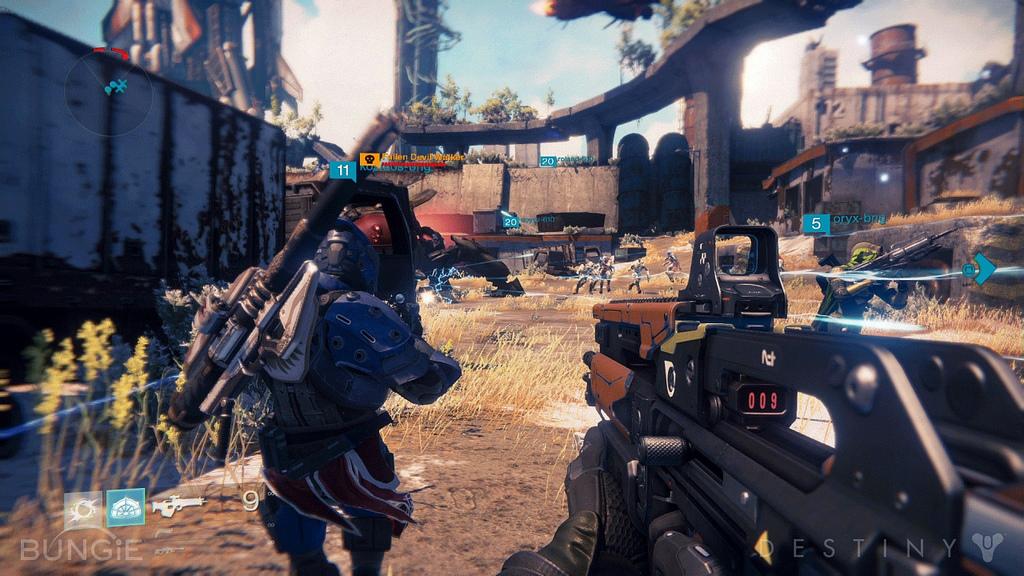 Nové obrázky z PS4 verze Destiny 88485