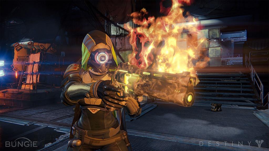 Nové obrázky z PS4 verze Destiny 88488