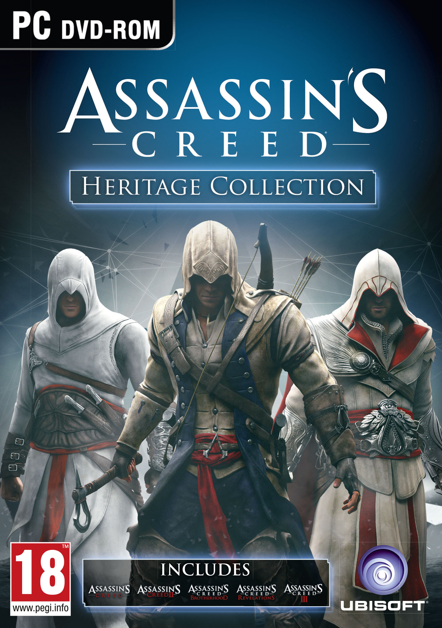 Oznámena Heritage edice Assassin's Creed 88491