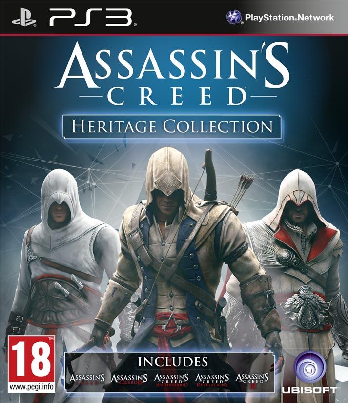 Oznámena Heritage edice Assassin's Creed 88492