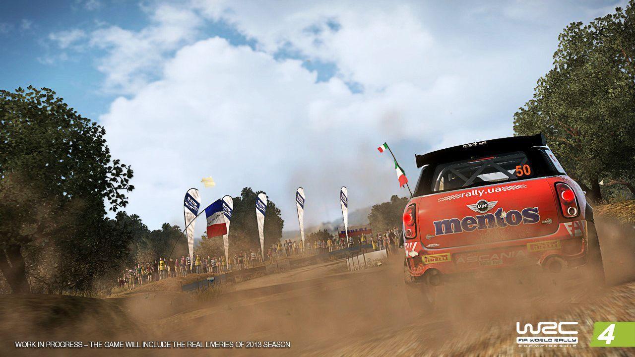 WRC 4 nabídne i juniorskou soutěž 88502