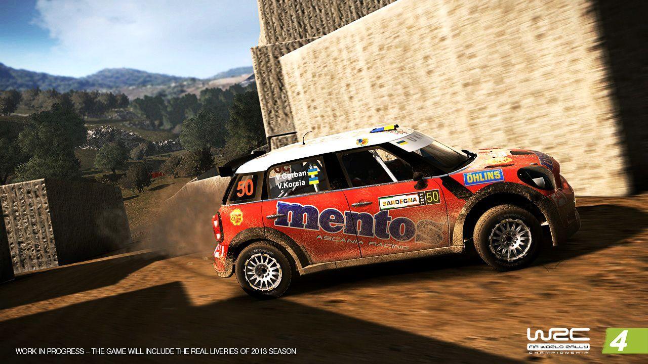 WRC 4 nabídne i juniorskou soutěž 88503