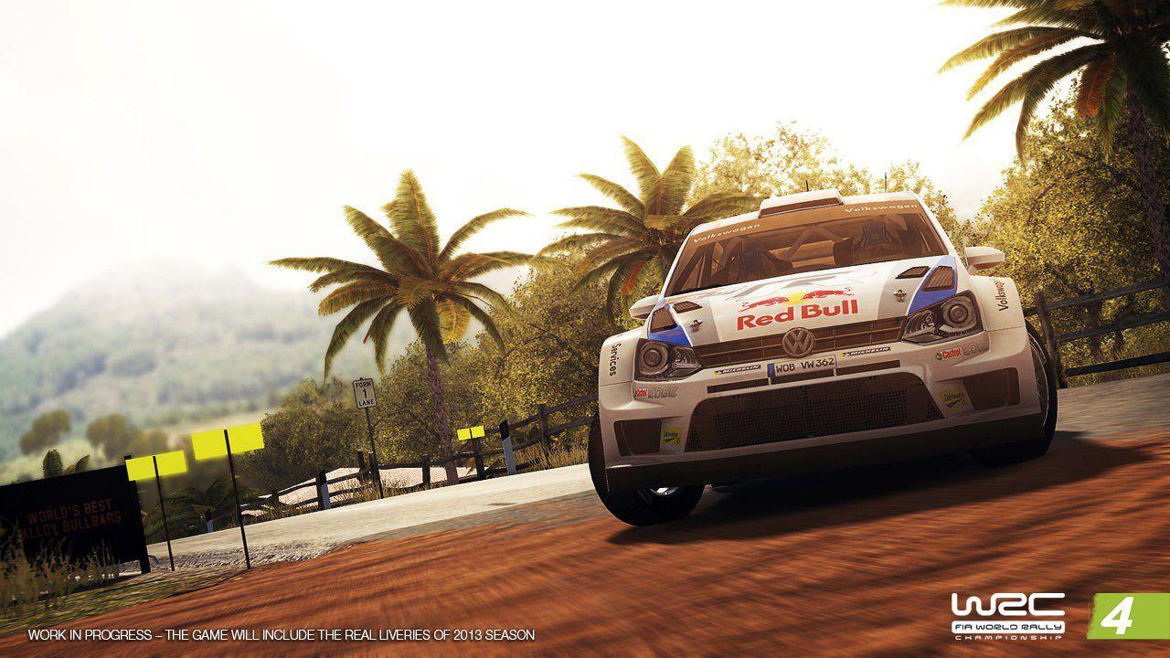 WRC 4 nabídne i juniorskou soutěž 88504