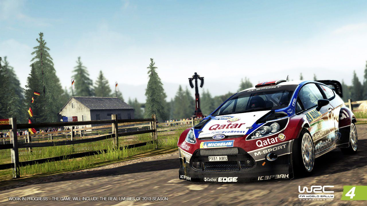 WRC 4 nabídne i juniorskou soutěž 88505