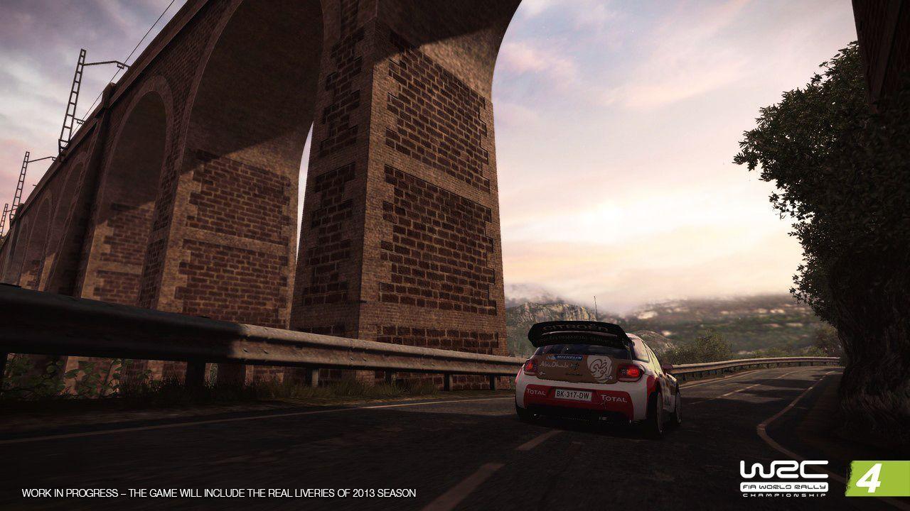 WRC 4 nabídne i juniorskou soutěž 88506