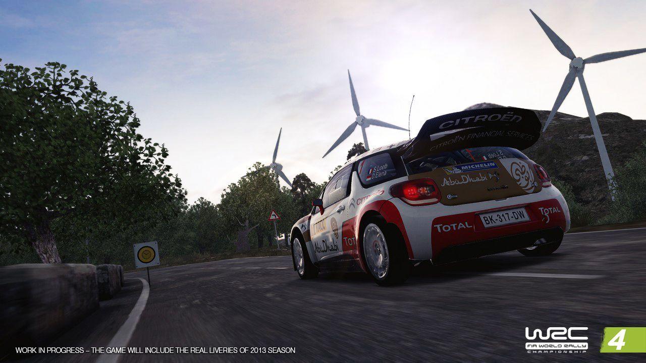 WRC 4 nabídne i juniorskou soutěž 88508