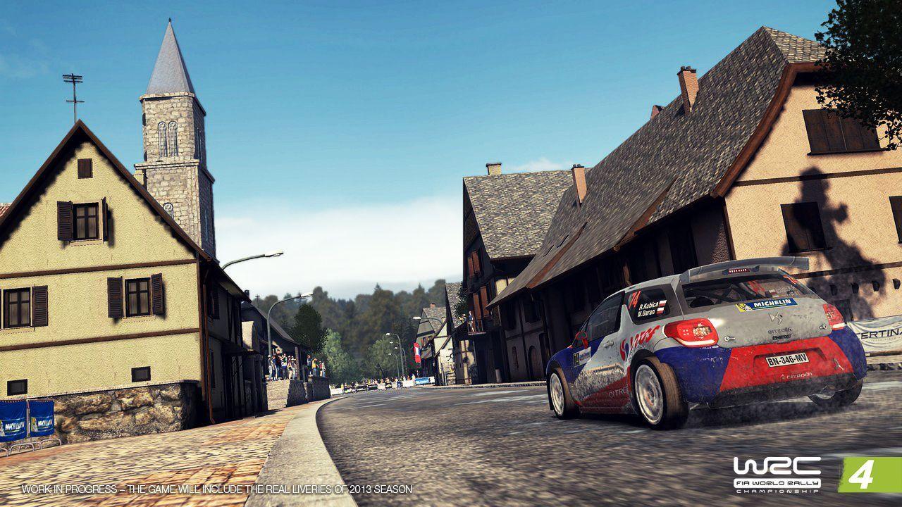 WRC 4 nabídne i juniorskou soutěž 88509