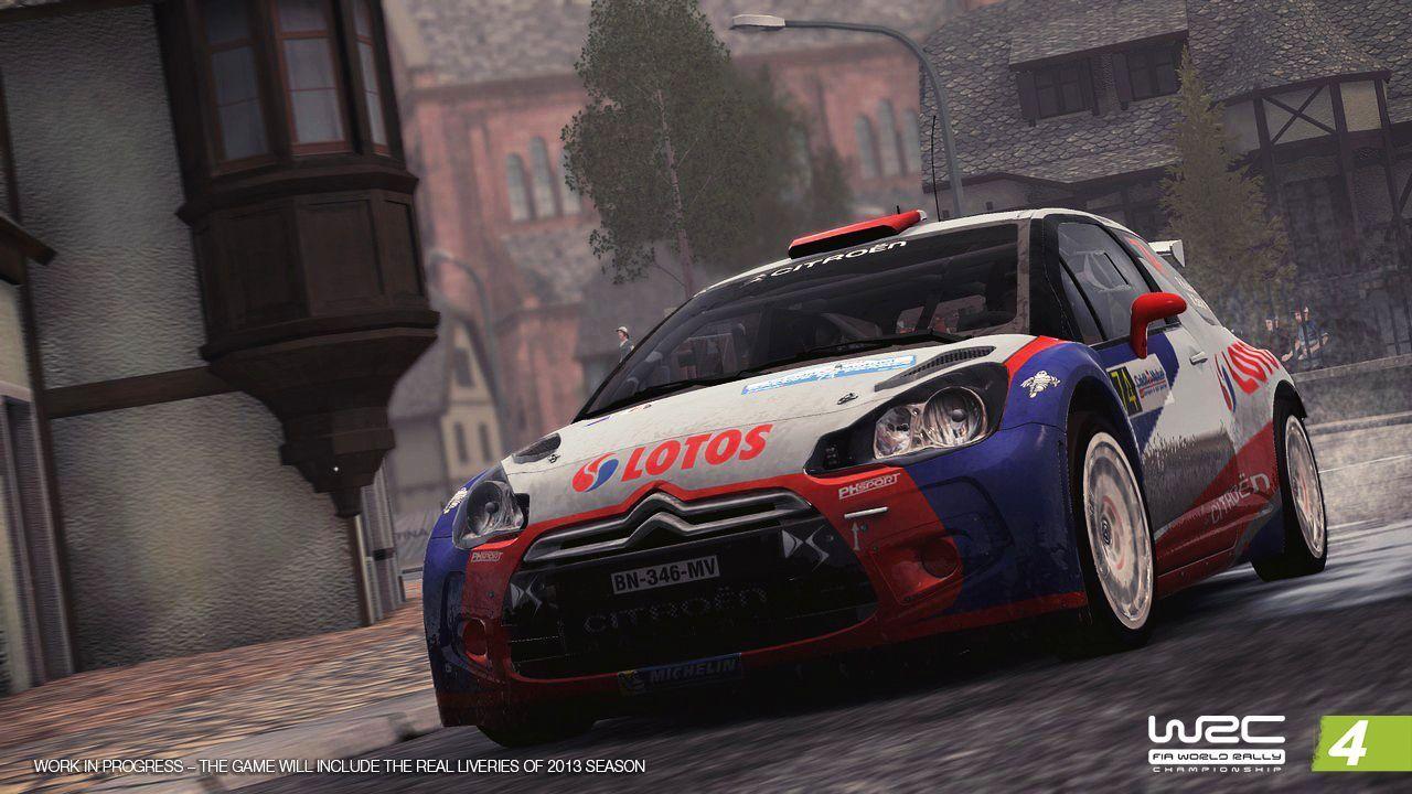 WRC 4 nabídne i juniorskou soutěž 88510