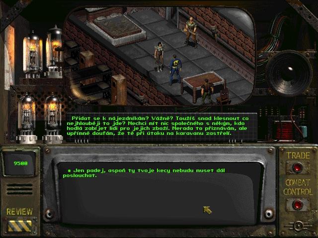Stahovat můžete obří českou modifikaci pro Fallout 2 88611