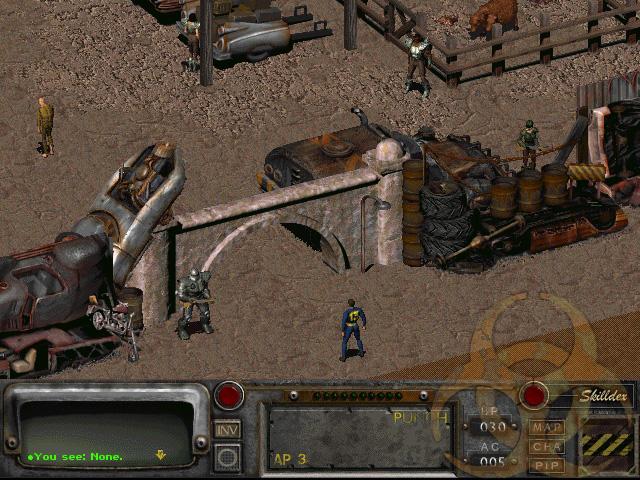 Stahovat můžete obří českou modifikaci pro Fallout 2 88612