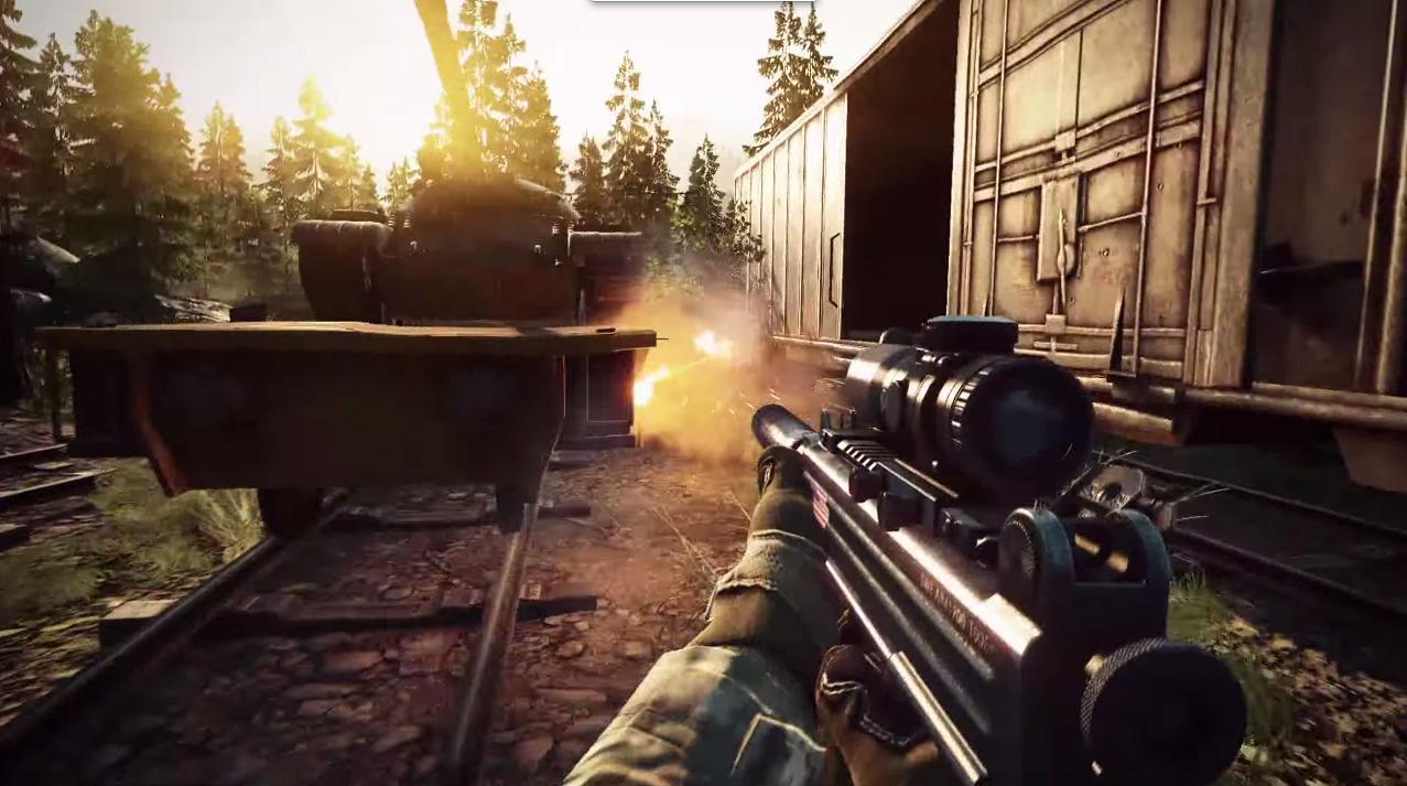 Ukázka z hraní mapy Zavod 311 z Battlefieldu 4 88616