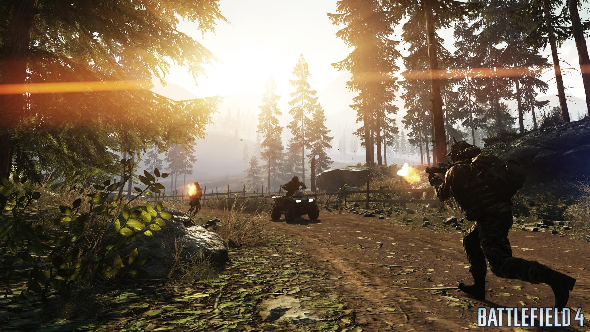 Ukázka z hraní mapy Zavod 311 z Battlefieldu 4 88617