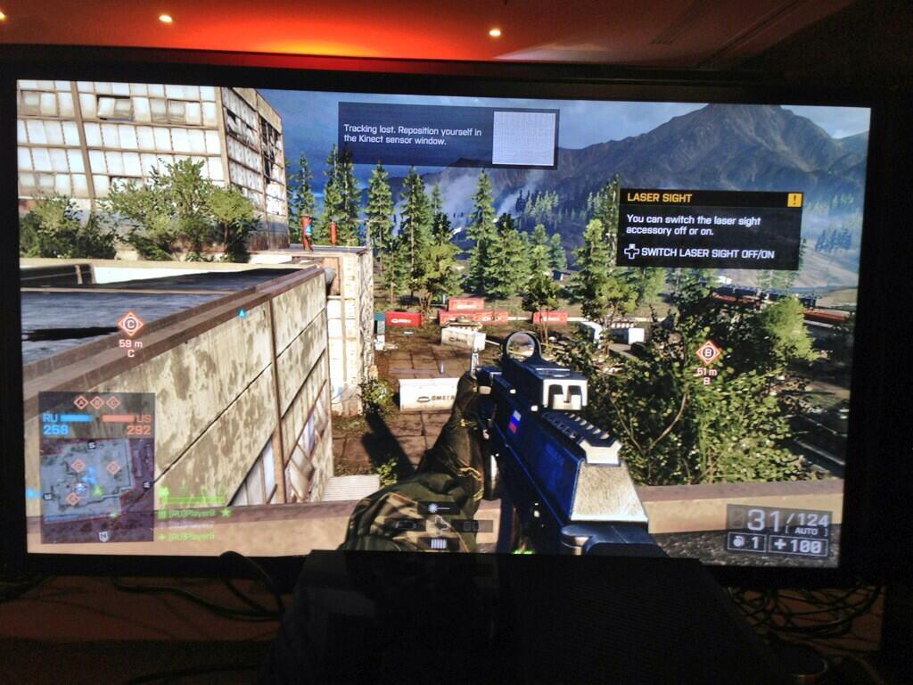 Ukázka z hraní mapy Zavod 311 z Battlefieldu 4 88618