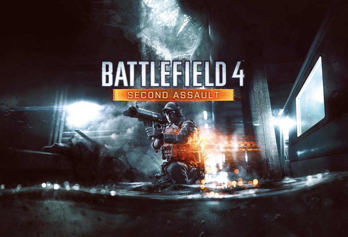 Second Assault DLC pro Battlefield 4 nejprve na Xbox One 88621