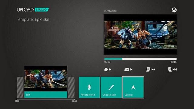 Takhle vypadá úprava videa v Xbox One 88629
