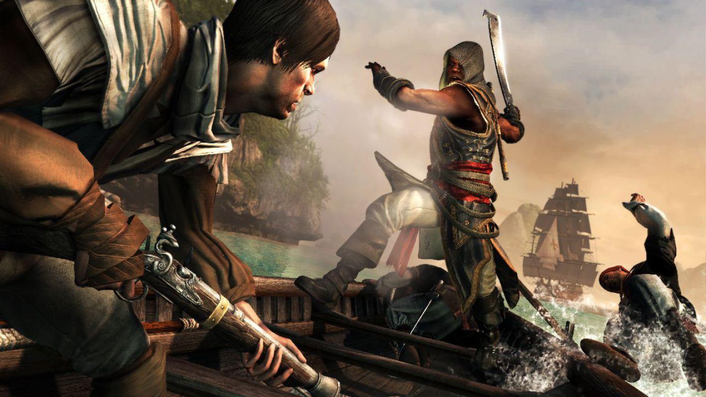 Ubisoft přiblížil Season Pass pro Assassin's Creed 4 88655
