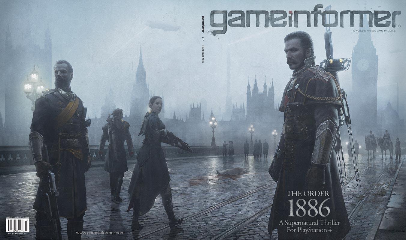 Game Informer chystá odhalení The Order: 1886 88661