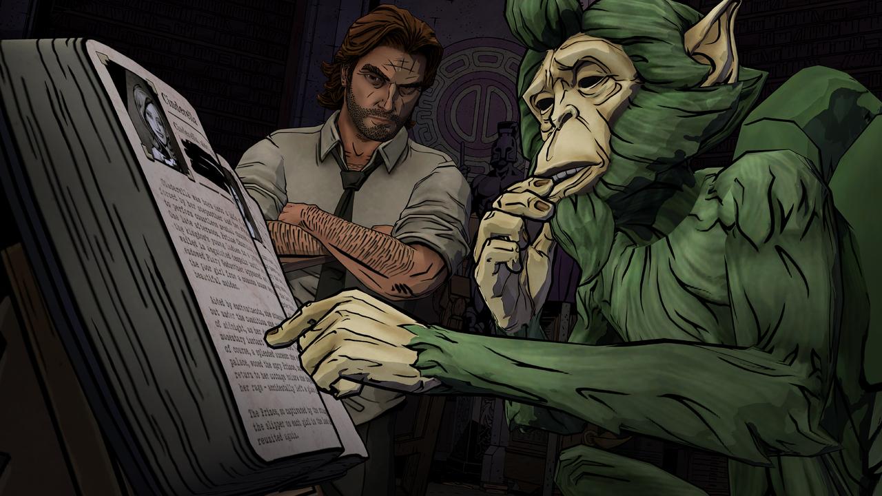 V pátek vychází první epizoda The Wolf Among Us 88673