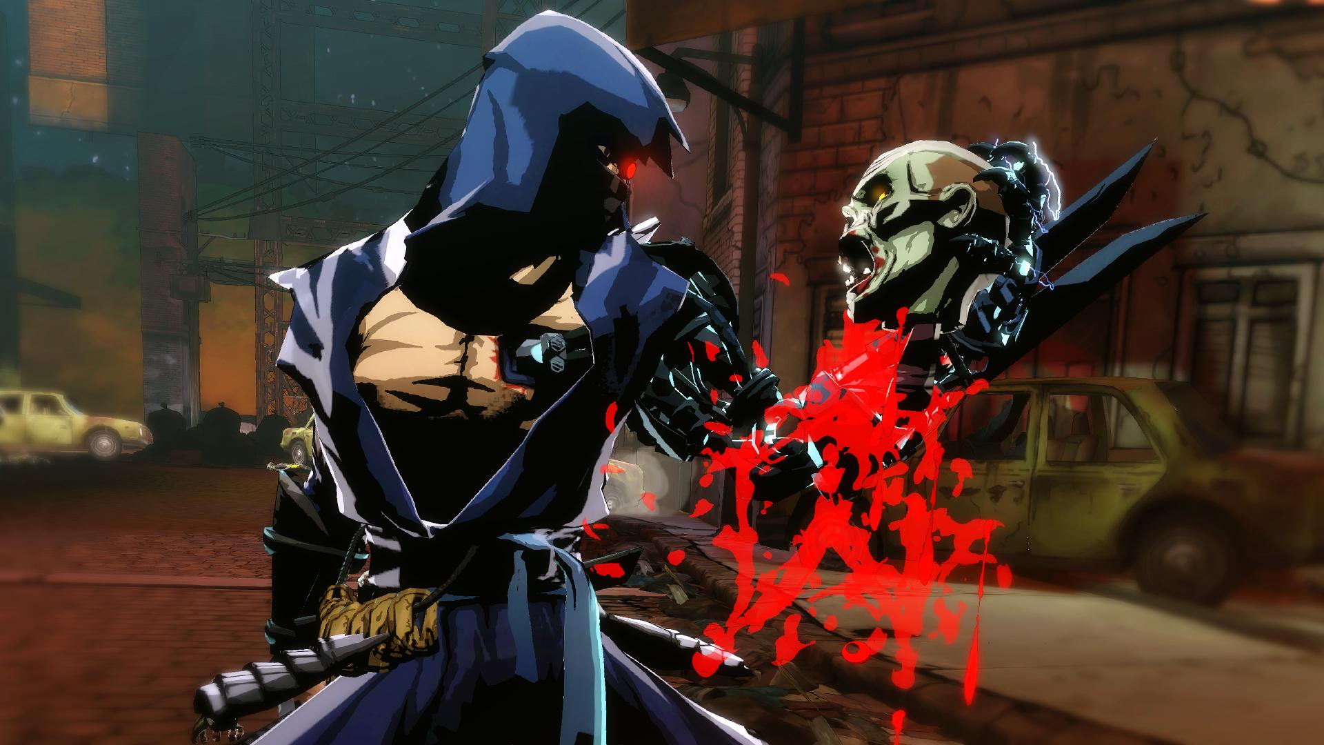 Krev zombíků z Yaiba: Ninja Gaiden Z bude stříkat i na PC 88683