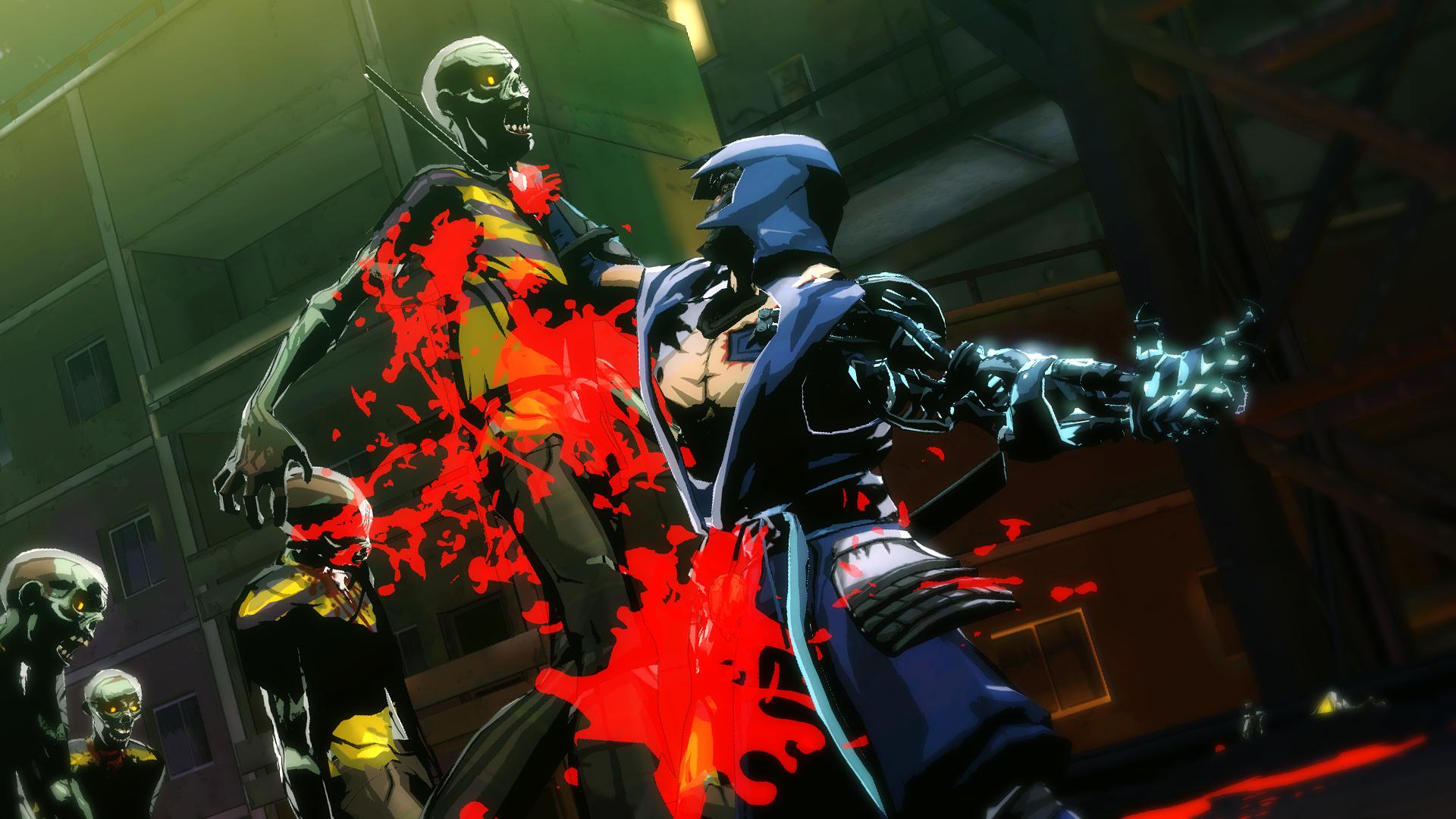 Krev zombíků z Yaiba: Ninja Gaiden Z bude stříkat i na PC 88684
