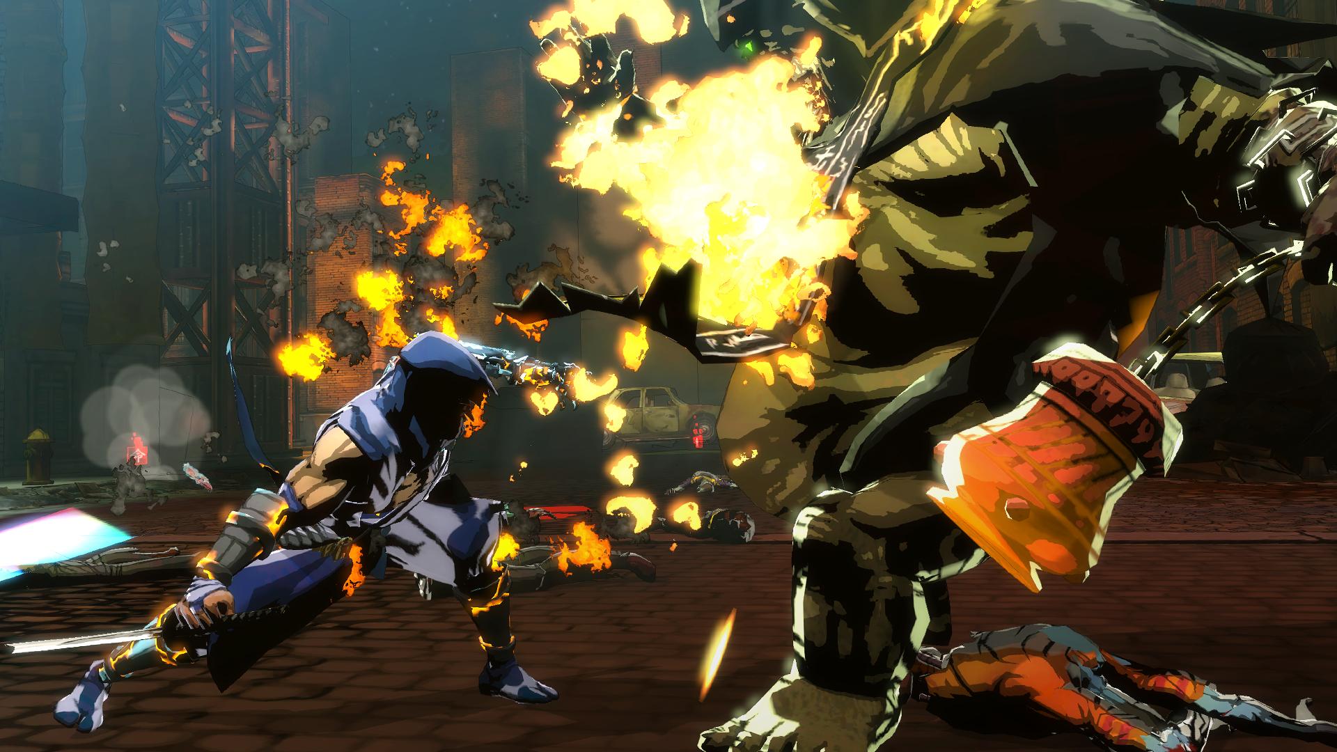 Krev zombíků z Yaiba: Ninja Gaiden Z bude stříkat i na PC 88685