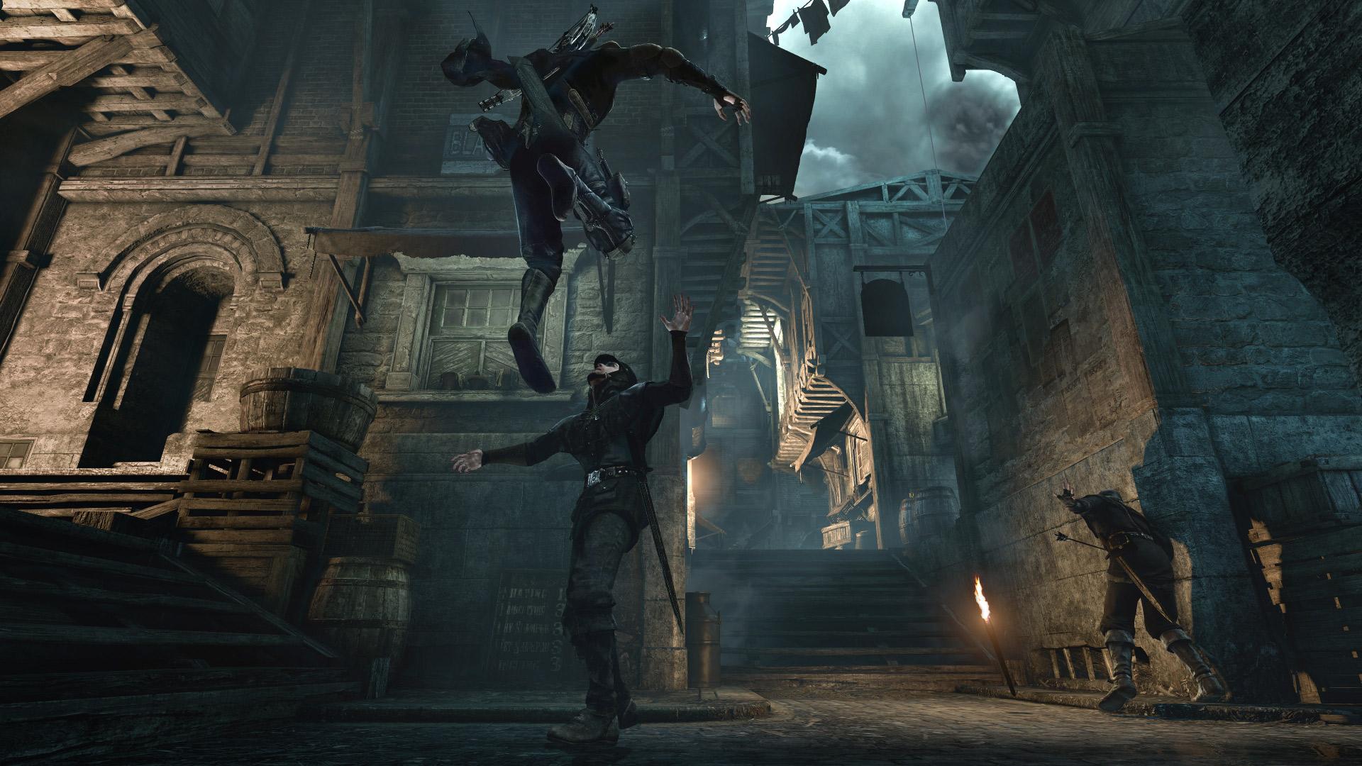 Thief se rozhodl ukázat v gameplay traileru 88691