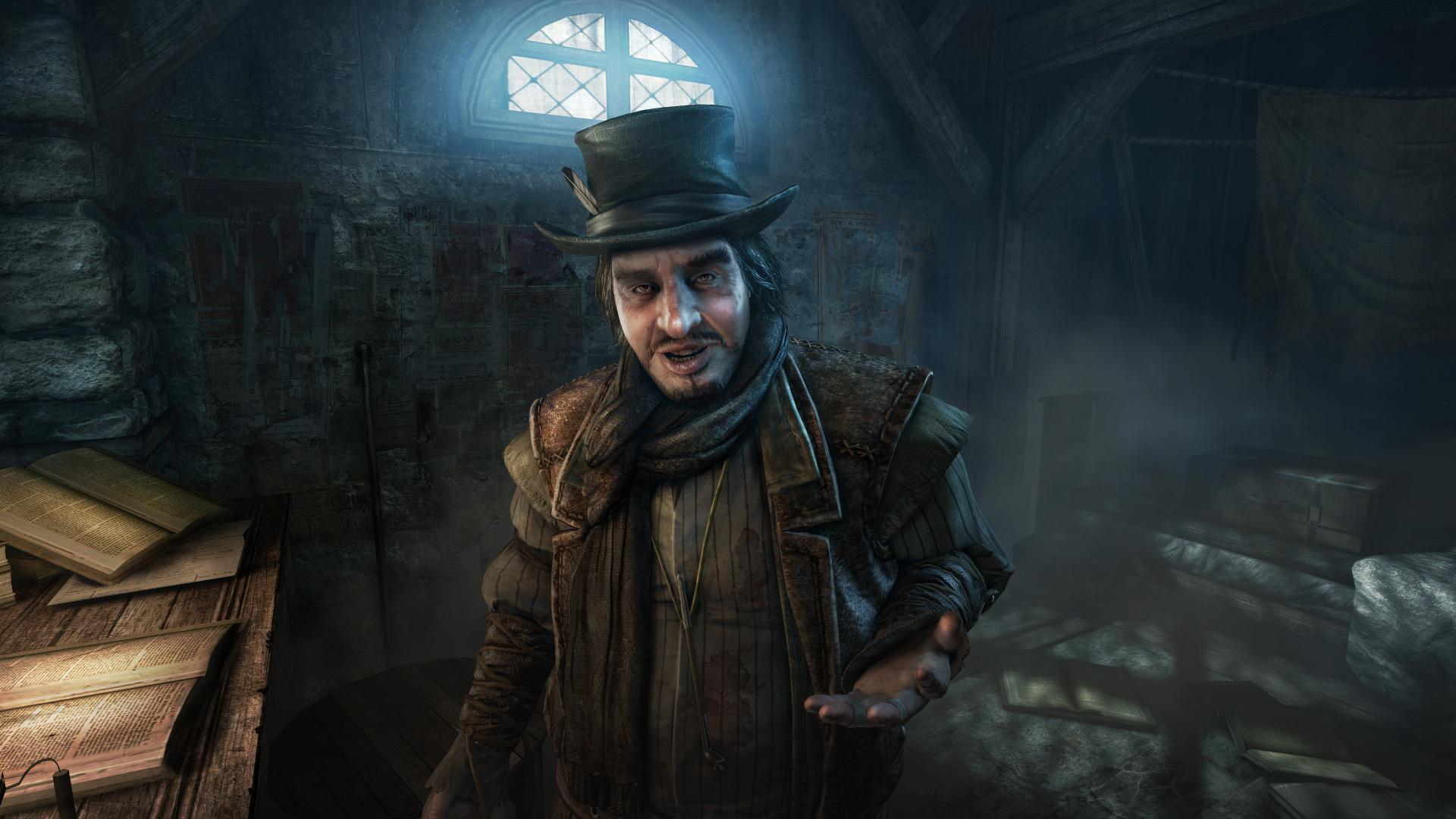 Thief se rozhodl ukázat v gameplay traileru 88692