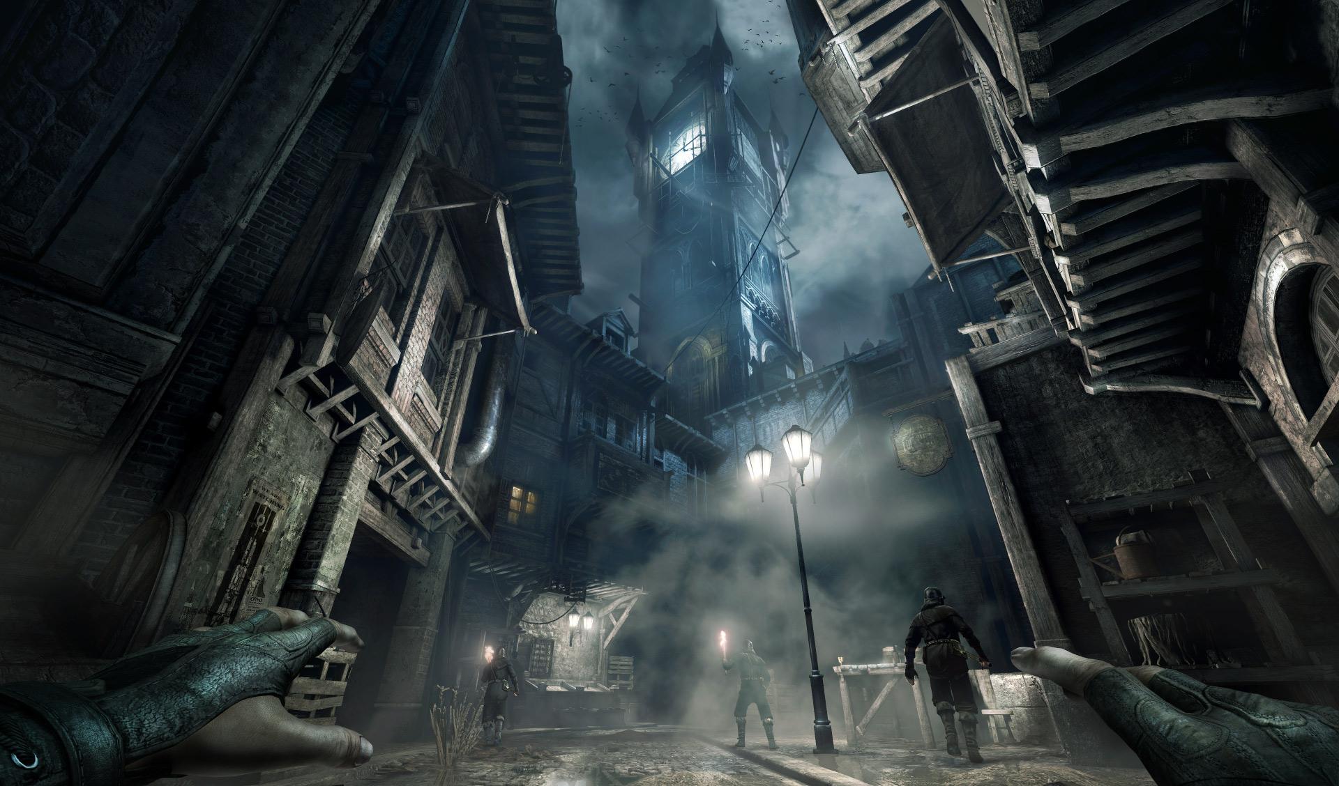 Thief se rozhodl ukázat v gameplay traileru 88696