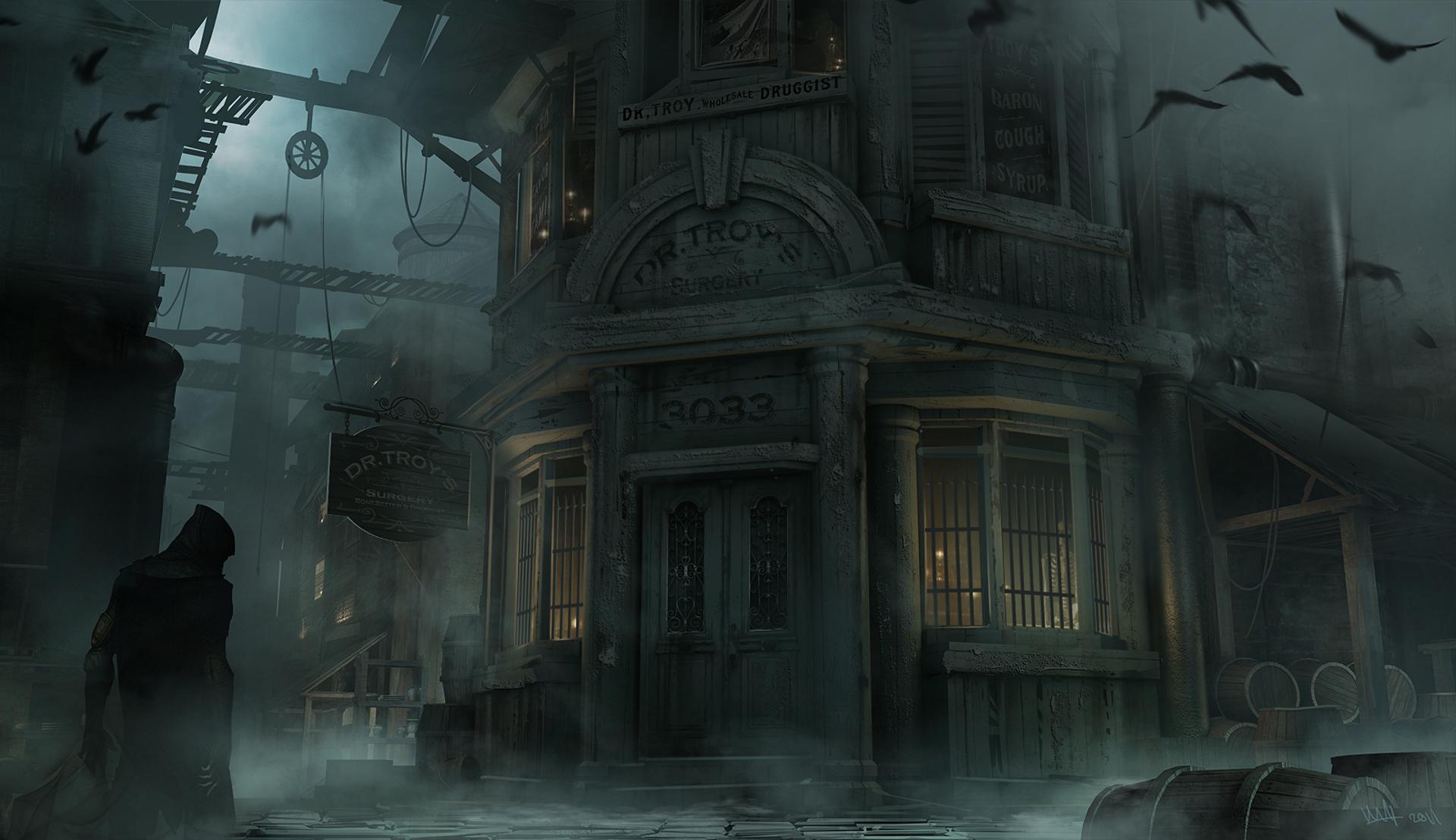 Thief se rozhodl ukázat v gameplay traileru 88697