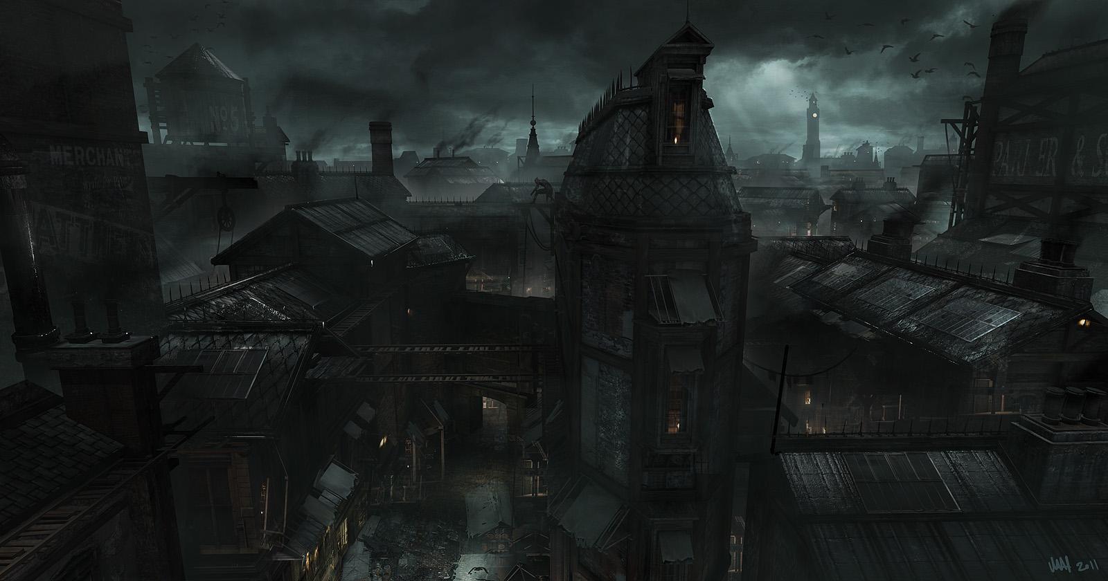 Thief se rozhodl ukázat v gameplay traileru 88698