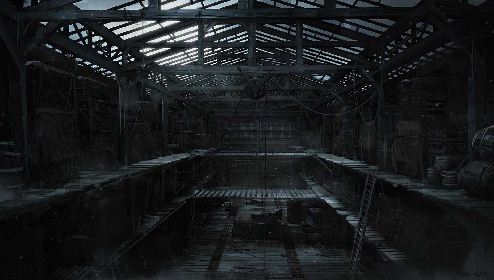 Thief se rozhodl ukázat v gameplay traileru 88700