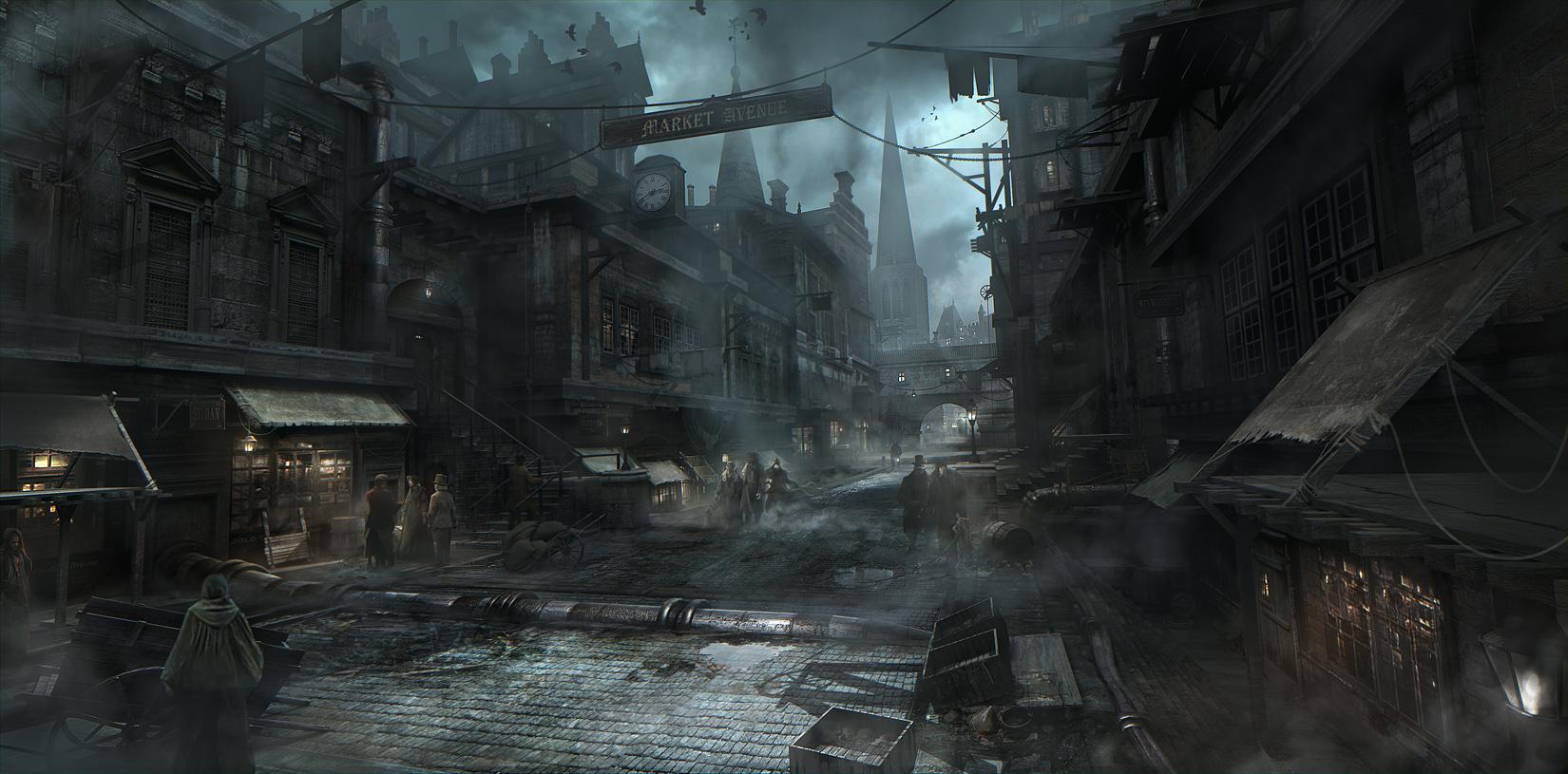 Thief se rozhodl ukázat v gameplay traileru 88701